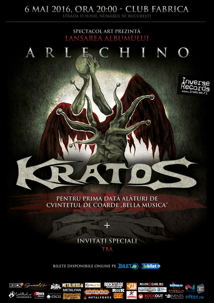 Kratos - Afis