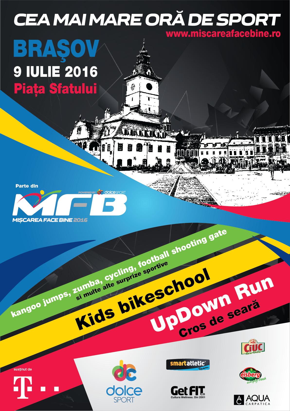 MFB Brasov, 9 iulie 2016