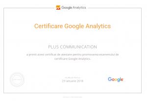 Google Analytics IQ